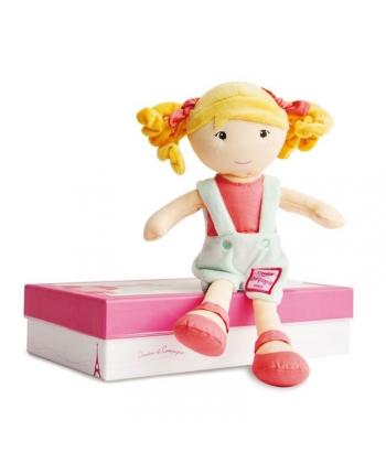 Plyšová bábika Juliette v krabičke - Dou Dou (28 cm)