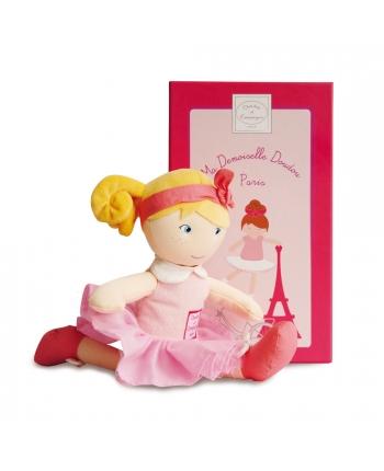 Plyšová panenka Louise v krabičce - Dou Dou (28 cm)