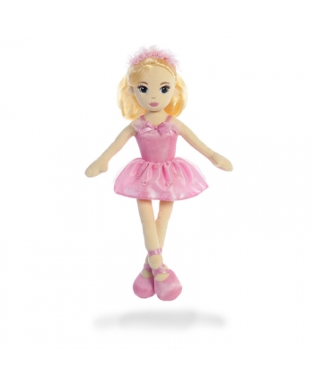 Plyšová balerina Emma - Blossoms Ballet (46 cm)