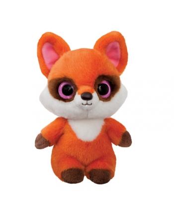 Plyšová červená líška Sally - YooHoo - 15 cm