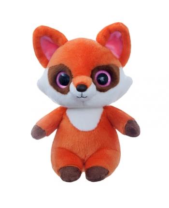 Plyšová červená líška Sally - YooHoo - 23 cm