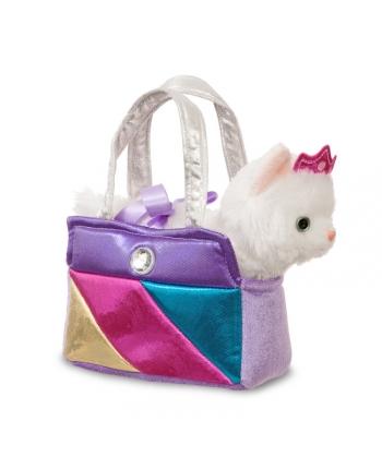 Plyšová kabelka s mačičkou - Fancy Pals - 20,5 cm