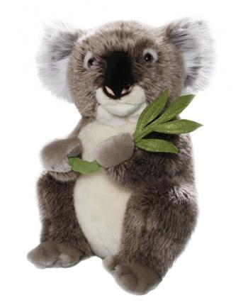 Plyšová koala s vetvičkou - Authentic Edition (30 cm)