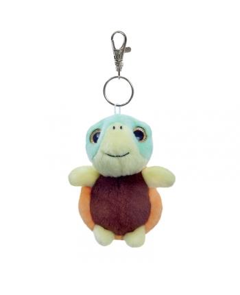 Plyšová korytnačka TJ - kľúčenka - YooHoo - 9 cm