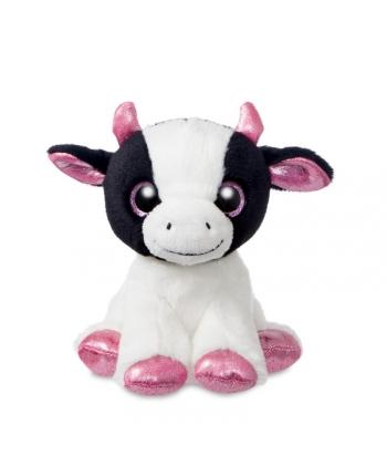 Plyšová kravička Clover - Sparkle Tales (18 cm)