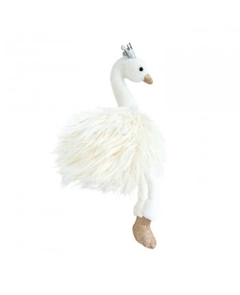 Plyšová labuť Blanc - Histoire D´Ours (30 cm)