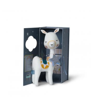 Plyšová lama v škatuľke - Picca Loulou (27 cm)