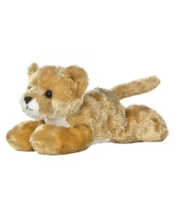 Plyšová lvice Leah - Flopsie (20,5 cm)