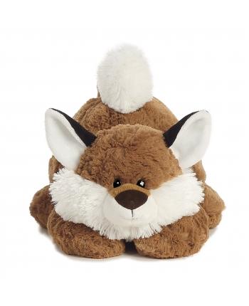 Plyšová liška ležící- Tushies (28 cm)