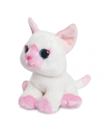 Plyšová mačička Marshmallow - Candies (17,5 cm)
