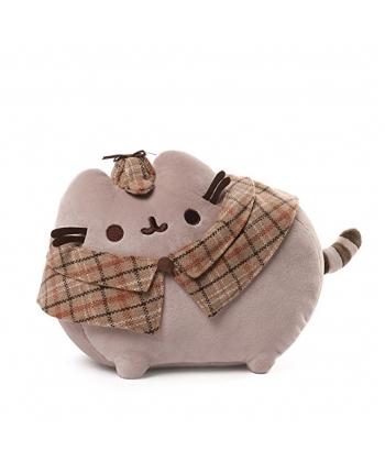 Plyšová mačička Pusheen Detektív (30 cm)