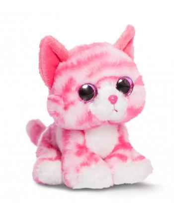Krásne ružové mačička pic