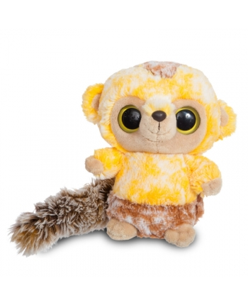 Plyšová malpa kapucínska Roodee melírovaný - YooHoo (20 cm)