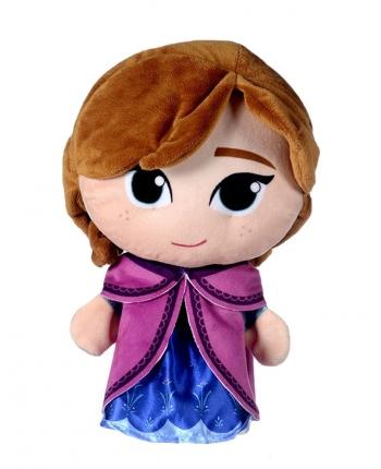 Plyšová maňuška Anna - Frozen (25 cm)