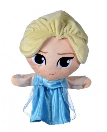 Plyšová maňuška Elsa - Frozen (25 cm)