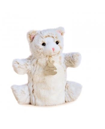 Plyšová maňuška mačička - Histoire D´Ours (25 cm)