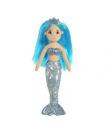 Plyšová morská panna Sapphire - Sea Sparkles (25 cm)