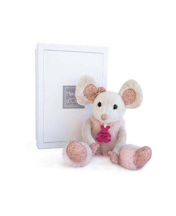 Plyšová myška Star v škatuľke - Histoire D´Ours (25 cm)