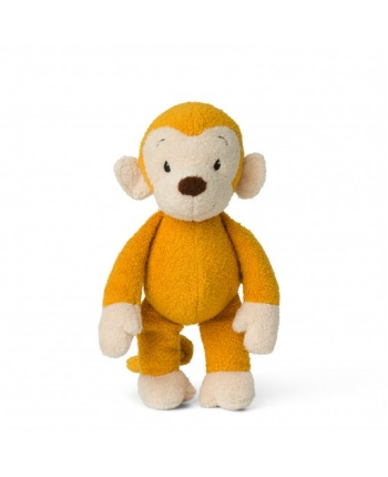 Plyšová pískacia opička Mago žltá - WWF cub club - 19 cm