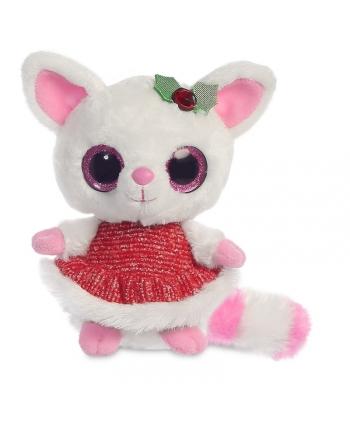 Plyšová Pammee s imelom červená - YooHoo (20 cm)