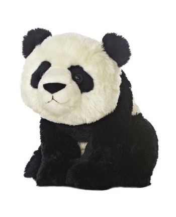 Plyšová panda - Destination Nation (24 cm)