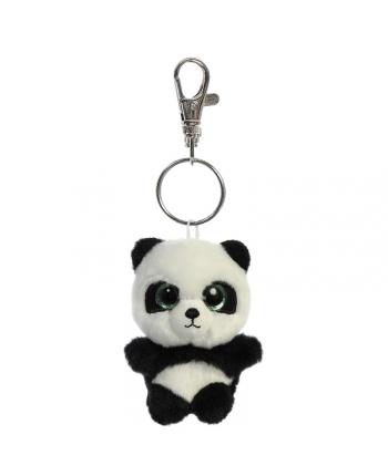 Plyšová panda Ring Ring Baby - kľúčenka - YooHoo (9 cm)