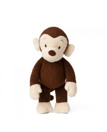 Plyšová pískacia opička Mago hnedá - WWF cub club - 19 cm