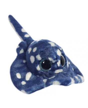 Plyšová raja modrá Rayee - YooHoo (21,5 cm)
