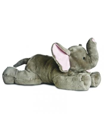 Plyšová slonica Ellie - Flopsies Super (63,5 cm)
