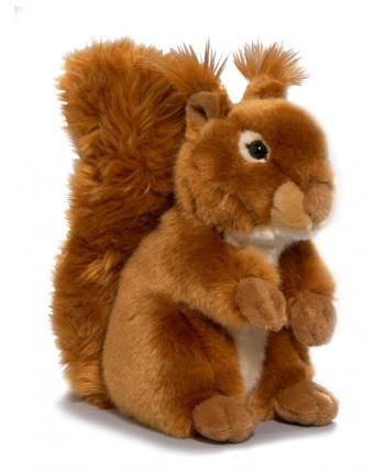 Plyšová veverička - Authentic Edition (23 cm)