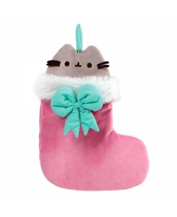 Plyšová vianočná čižmička - Pusheen (38 cm)