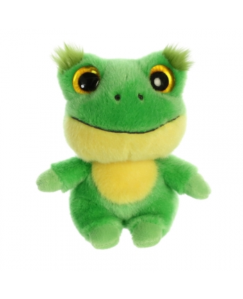 Plyšová žabka Acha Baby - YooHoo (12,5 cm)