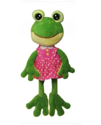 Plyšová žabka Nezbeda - 50 cm