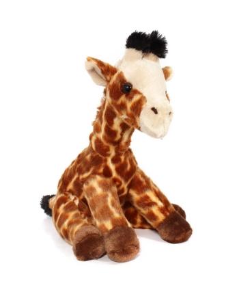 Plyšová žirafa - Destination Nation (24 cm)