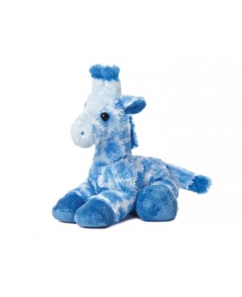 Plyšová žirafa Gigi modrá - Flopsie (20,5 cm)