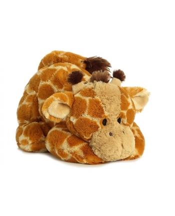 Plyšová žirafa ležiaca - Tushies (28 cm)