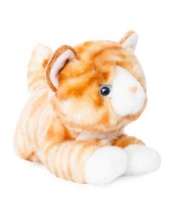 Plyšové mačiatko hrdzavé - Luv to Cuddle (28 cm)