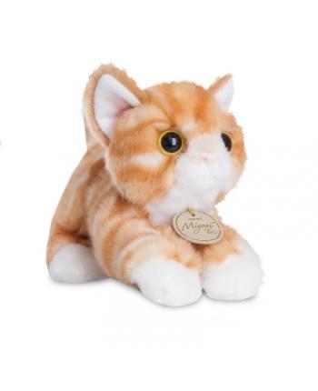 Plyšové mačiatko hrdzavé - Miyoni (20 cm)