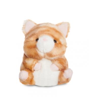 Plyšové mačiatko hrdzavé - Rolly Pets (12,5 cm)