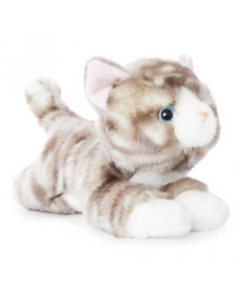 Plyšové mačiatko sivé - Luv to Cuddle (28 cm)