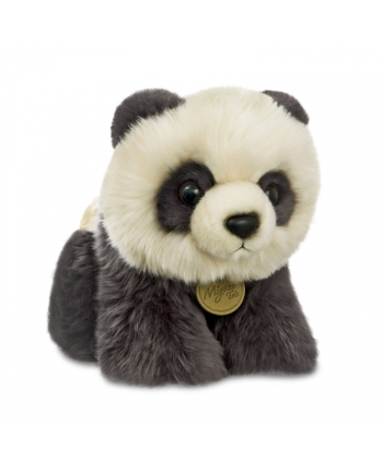 Plyšové mládě  pandy - Miyoni - 23 cm