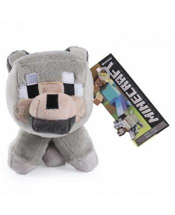 Plyšové mláďa vlka - Minecraft - 19 cm