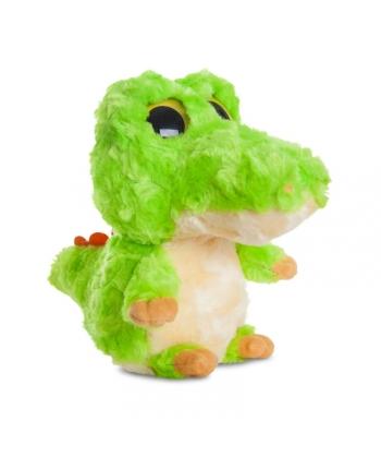 Plyšový aligátor zelený - YooHoo (20 cm)