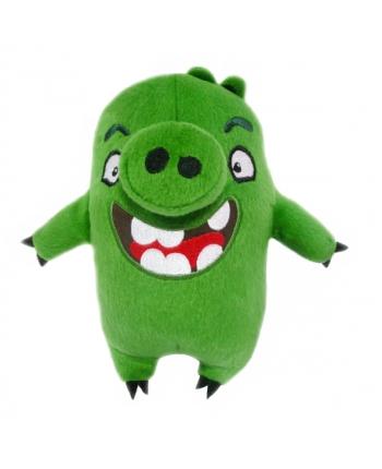 Plyšový Angry Birds Movie Leonard - zelený (18 cm)