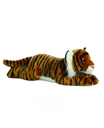 Plyšový bengálsky tiger - Flopsies Super (70 cm)