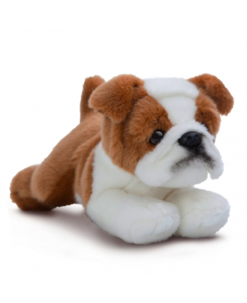 Plyšový bulldog - Luv to Cuddle (28 cm)