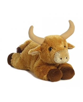 Plyšový býk Mac - Flopsie (20,5 cm)
