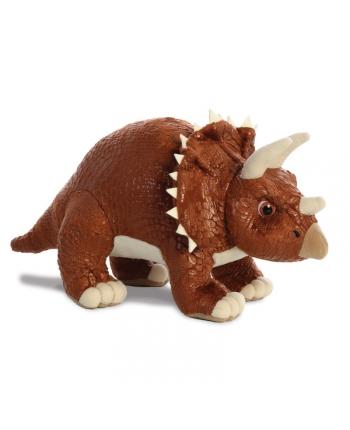 Plyšový dinosaurus Triceratops - 35 cm