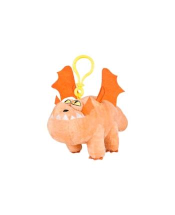 Plyšový drak Gronckle - prívesok - Ako si vycvičiť draka 3 (14 cm)
