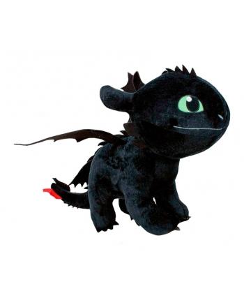 Plyšový drak Toothless - Ako si vycvičiť draka 3 (40 cm)